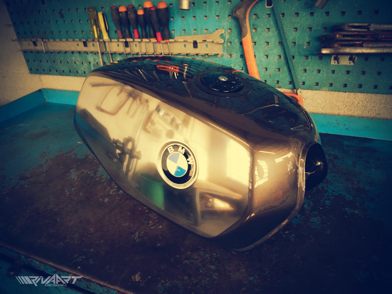 BMW R45/60 Cafè Racer