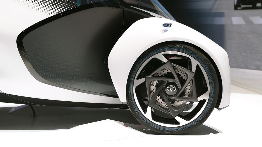 Toyota i-Tril Concept Ginevra 2017