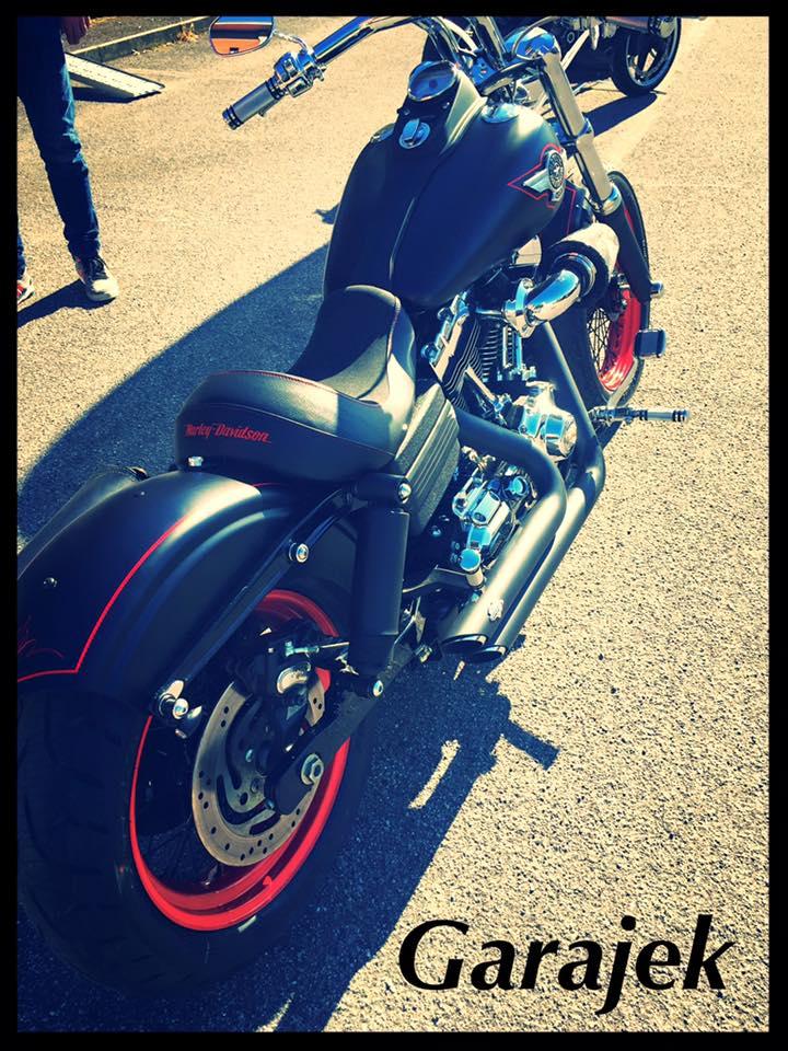 Harley Davidson by Garajek