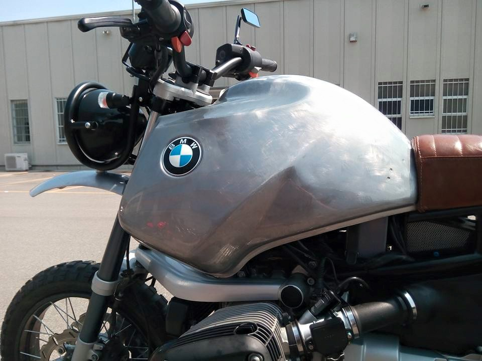 BMW GS1150 Baja 1 by OMC