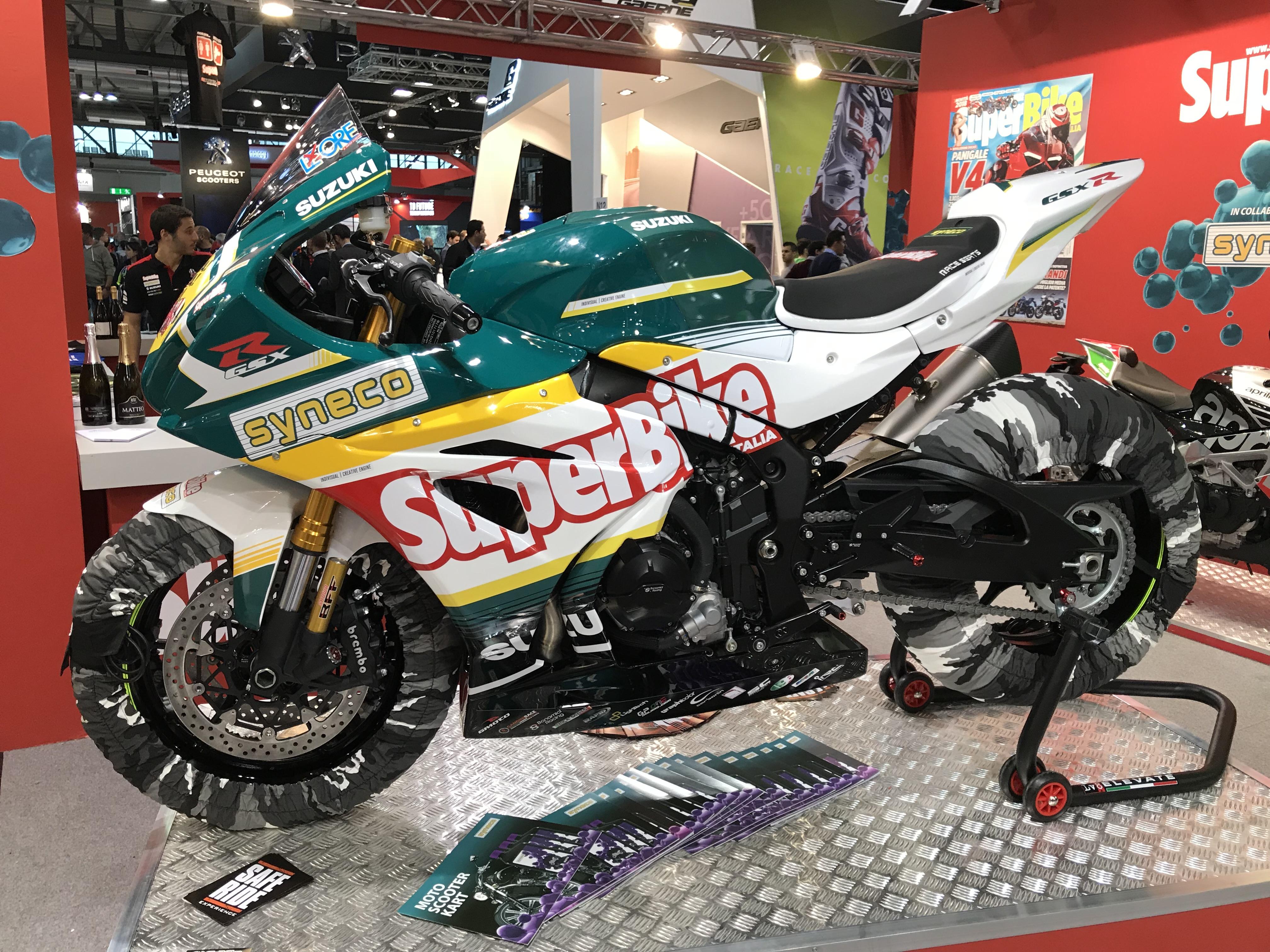 Suzuki GSX-R Superbike
