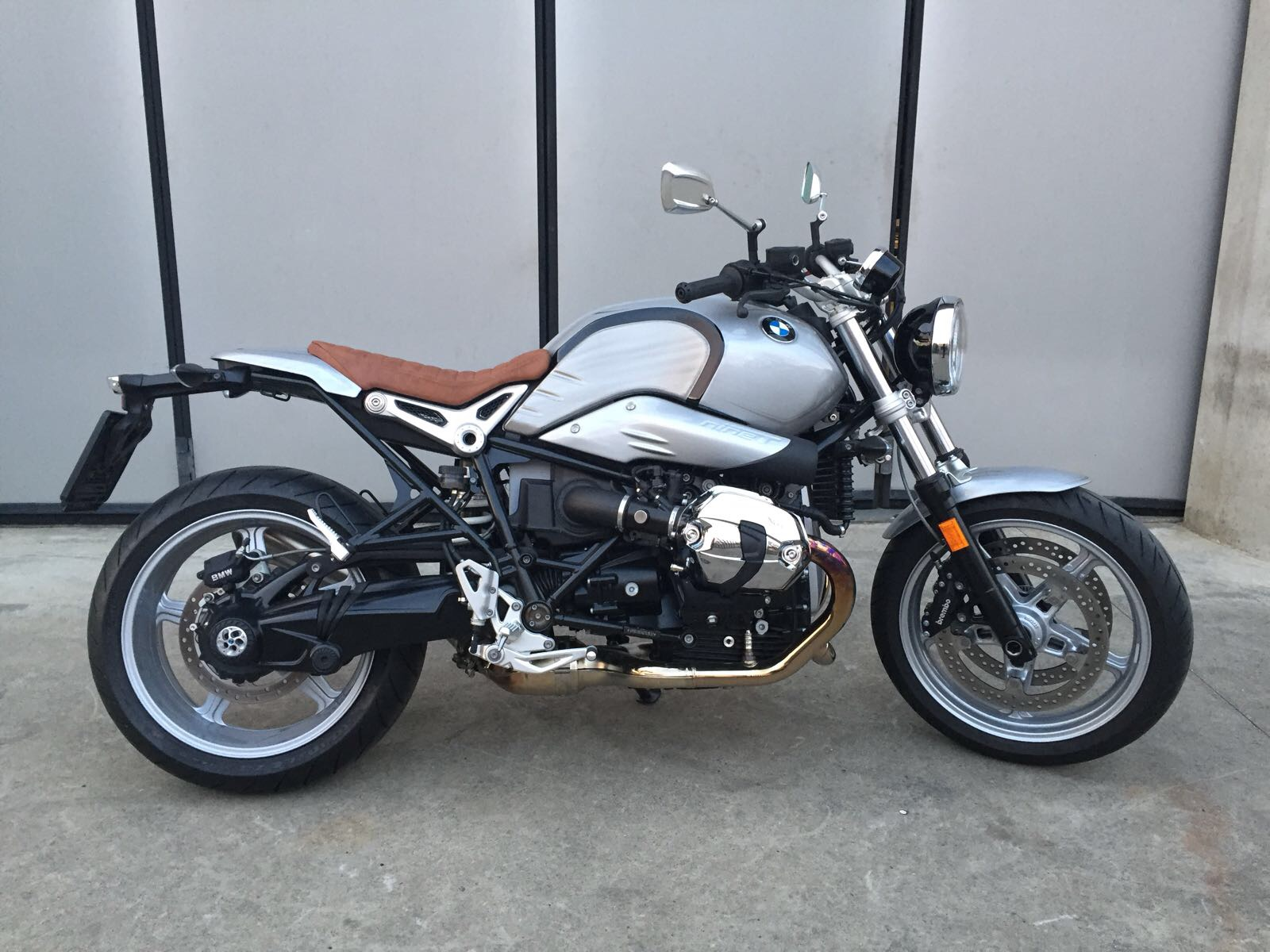 BMW NineT by APPLE BIKE
