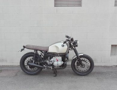 BMW R45 Cafè Racer by OMC