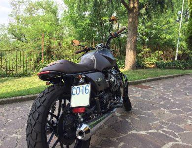 Moto Guzzi V65 Cafè Racer